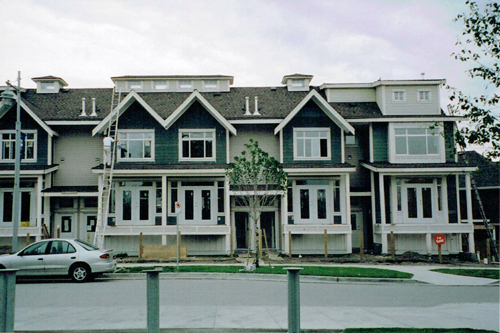 Strata exterior painting services